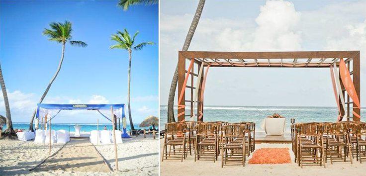 Beach Wedding At Royalton Punta Cana Weddings Pinterest And