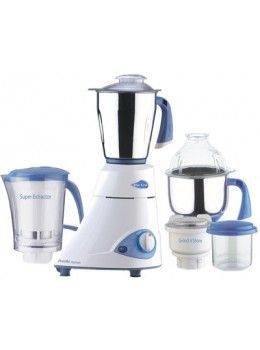 buy online preethi blue leaf platinum mixer grinder from mudra for your home at best price in india