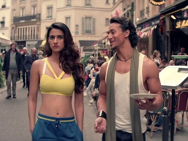Disha Patani recently spoke about the rumours of her and Tiger Shroff. The actress said she doesn't bother about it.