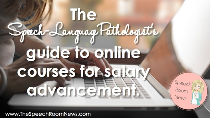 School-based Speech Language Pathologists often have a chance to move up their pay scale but aren't jumping at the chance to spend more time and money to complete coursework. Especially if y...