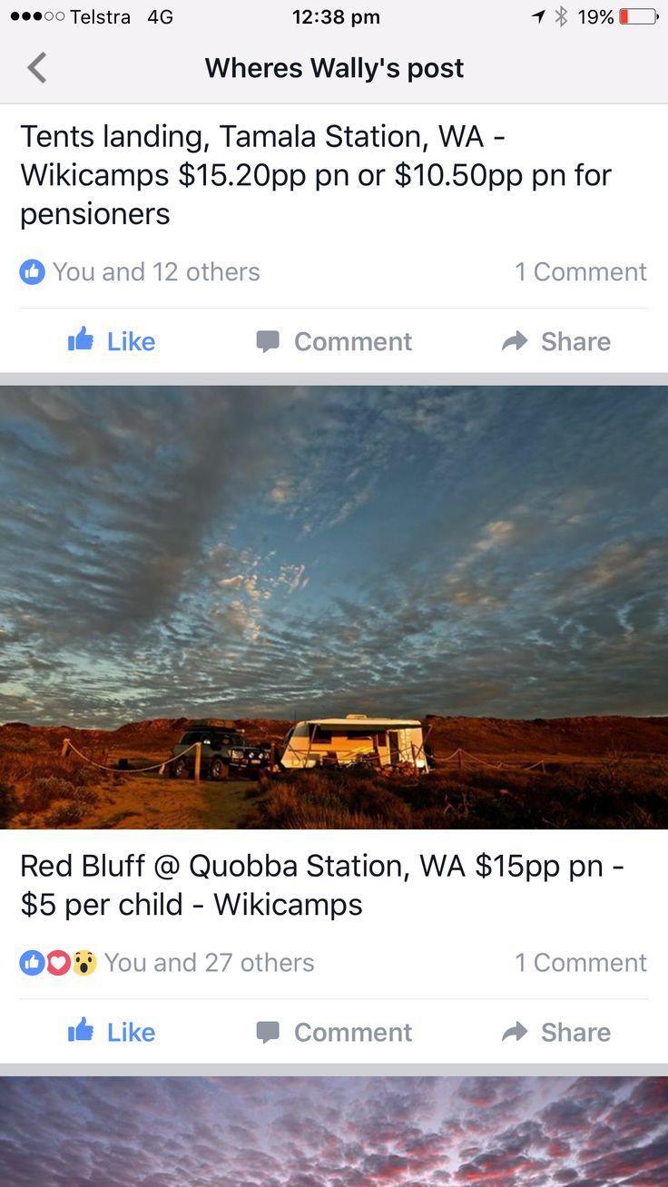 Reds Bluff  Quobba Station WA Pet friendly