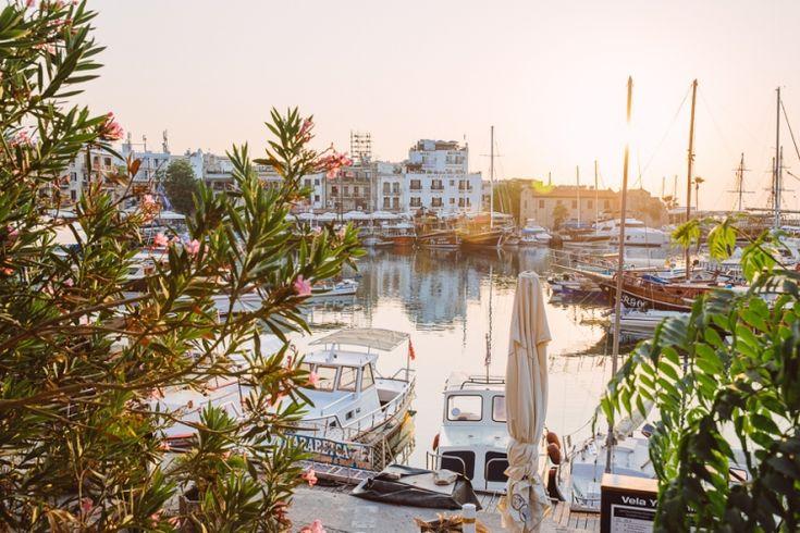 Портовый город Кирения на острове Кипр - Simple + Beyond