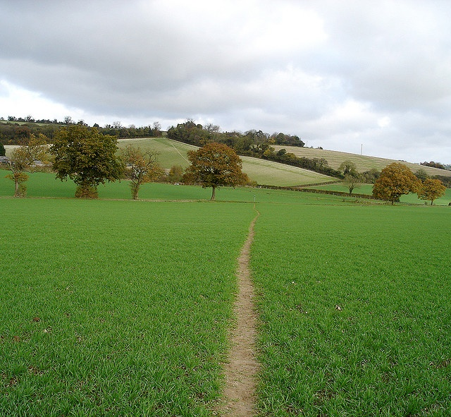 path in england.