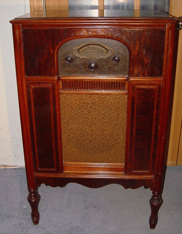 342 Best Console Radios Images On Pinterest