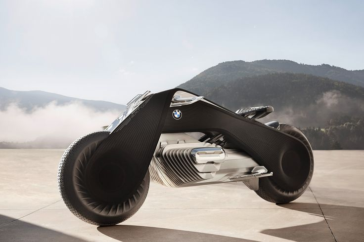 BMW Concept: Perfect Synthesis of Man and Machine - Grids And Layers