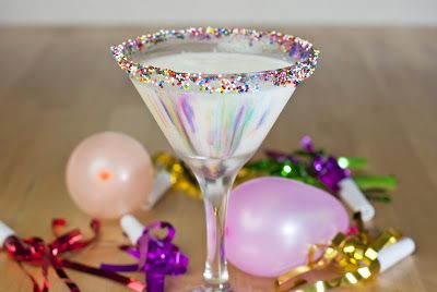 A Year of Cocktails: Happy Birthday Tini (HBT). This site also has a ton of fun cocktail recipes!