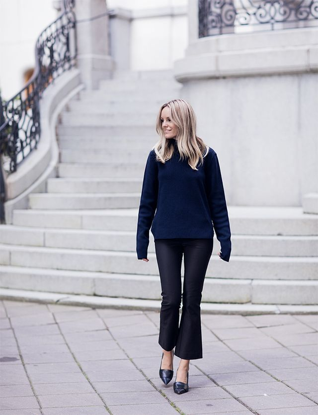 38 best images about Flared jeans on Pinterest   Cropped jeans ...