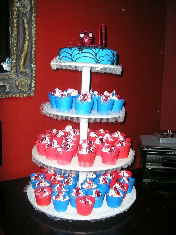 Best 25 Tortas de spiderman ideas on Pinterest  Tortas de super