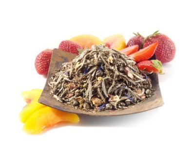 ToLife White Tea. - Blends well with Moroccan Mint Green Tea