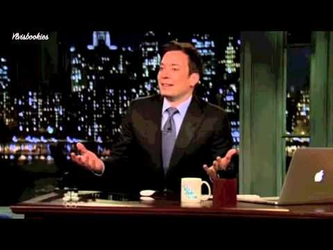 Jimmy Fallon introducing Ylvis on Late Night show (USA) Ylvis ~ Brothers Bård and Vegard Ylvisåker ♥