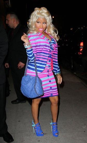 Nicki Minaj :)