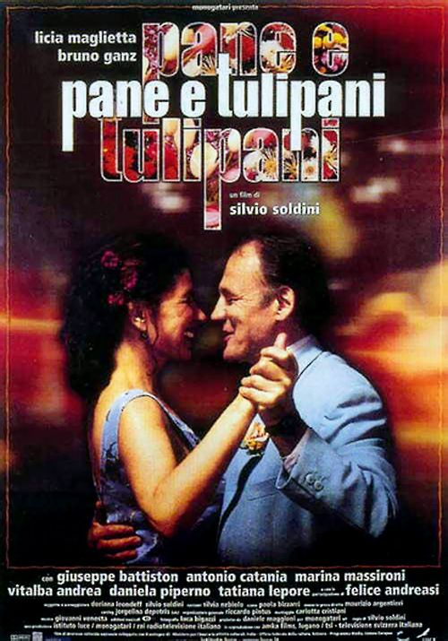Love strikes in the most unexpected moments...Plus in this movie, one sees the real Venice, far from the Rialto and its tourists! The best scene for me? Towards the end, Bruno Ganz, on the car park of the supermarket!