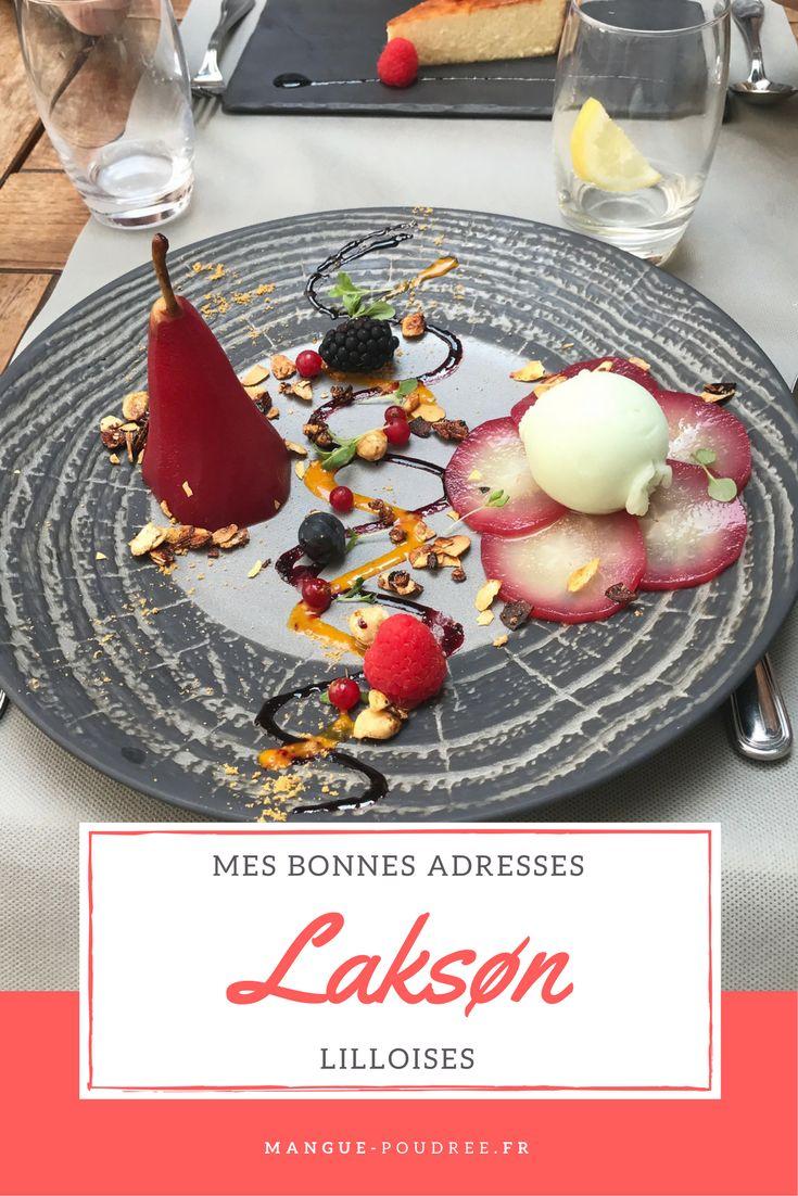 Déjeuner aux saveurs scandinaves chez Laksøn – Lille  Sur le retour de notre récente escapade romantique à Bruges, nous nous sommes arrêtés avec l'amoureux pour quelques heures à Lille. Au détour de notre visite, nous avons découvert par hasard un restaurant assez atypique : Laksøn. Vous connaissez ?  Nous ne connaissions pas du tout ! Comme je vous l'ai dit, nous l'avons découvert vraiment par hasard. En faite, c'est le pas de porte qui a attiré mon attention : une belle vitrine propre et…
