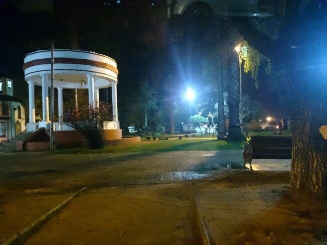 Plaza de Armas de Santa Cruz