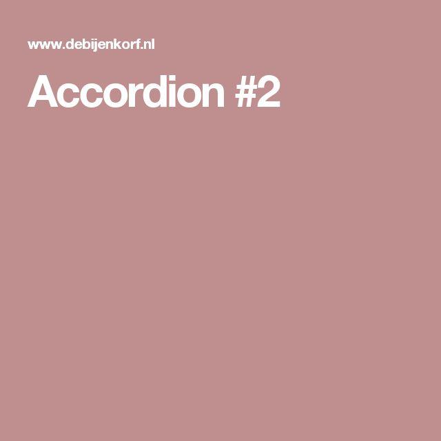 Accordion #2