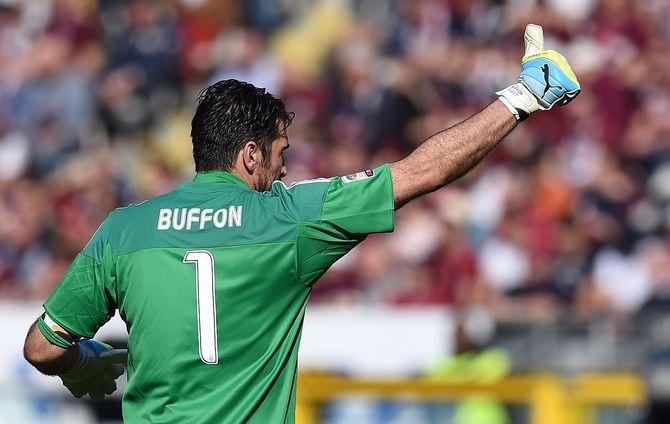 Buffon at his best.