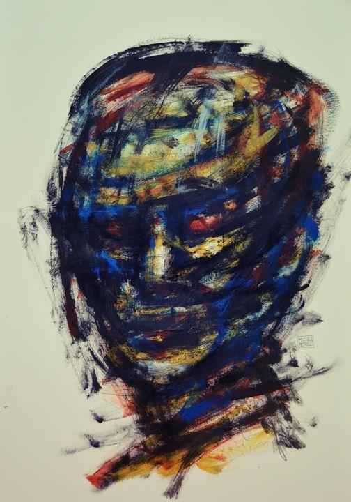 Woman 03 - Michele Petrelli Painter #art #artpal