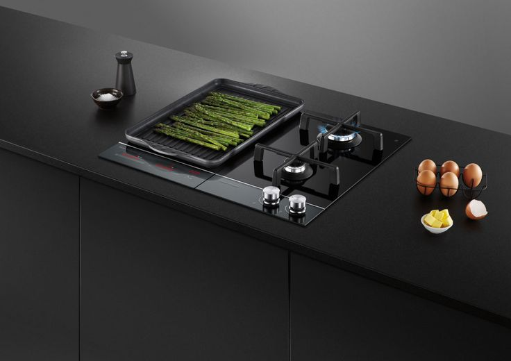 Fisher & Paykel 30cm 2 Zone Touch&Slide Induction Hob (CI302DTB2). Traditionally we cook by generating heat from one source, such as a flame, and conducting it to another. The Fisher & Paykel Induction Hobs work on a different principle. The hob itself produces electromagnetic vibrations, which induce the pot or pan to generate its own heat. Shop online https://www.fisherpaykel.com/uk/kitchen/cooking-appliances/hobs/30cm-2-zone-touchslide-induction-cooktop.CI302DTB2.html