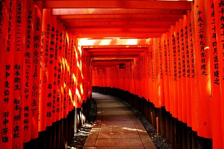 Santuario Fushimi Inari, Kyoto