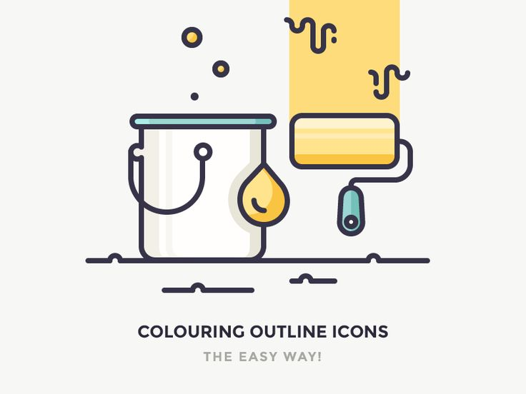HOT TOPIC ALERT! I lost count of people that ask me how I colour my icons, and…