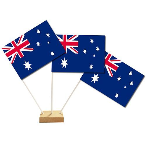 3 flags of australia