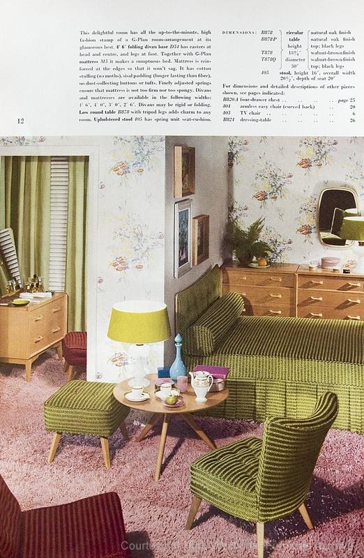 112 best Retro Bedrooms images on Pinterest Retro bedrooms