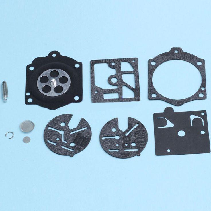 Walbro K10-HDC Carburetor Carb Kit For Stihl 015 Homelite ST160 ST180 Husqvarna Chainsaw 44 240 S For Solo 600 605 606 616 631