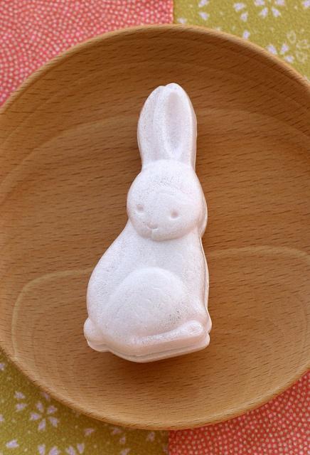 Rabbit Monaka for 2011