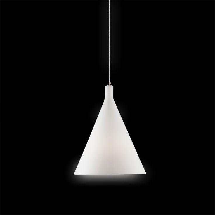 JUXT hanging lamp, design by Karim Rashid for SLIDE