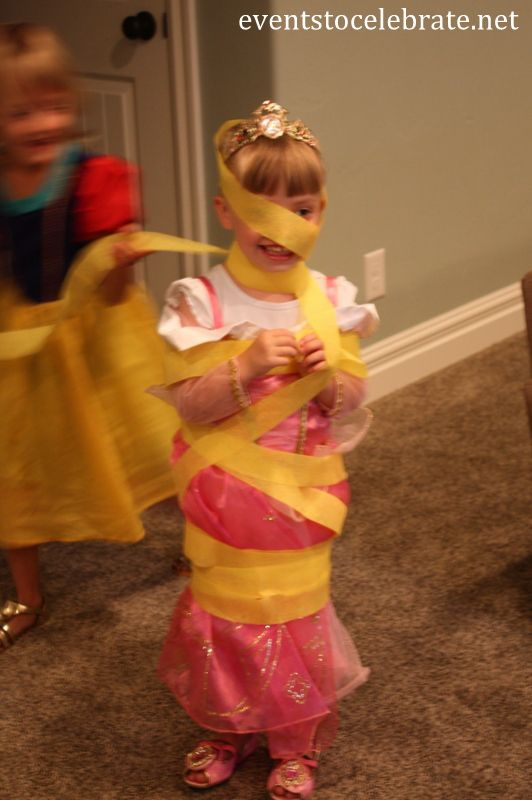 Disney Princess Birthday Party Games Rapunzel Is All Tangled Up - Events To Celebrate.