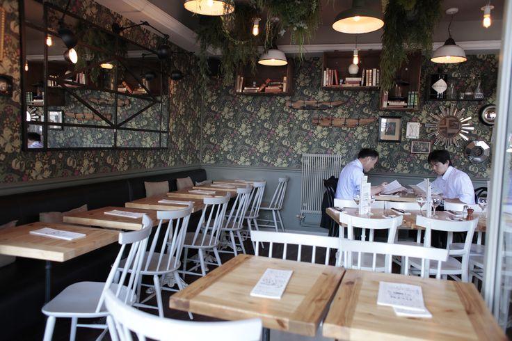 12 best Eugène - Paris images on Pinterest   Brunch, Cafe bar and ...