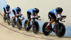 Canada will race for bronze in women's team pursuit at Rio 2016. The Canadians…