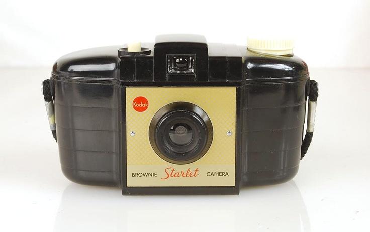 Rare Vintage 1950s Kodak Brownie Starlet Film Camera from UK