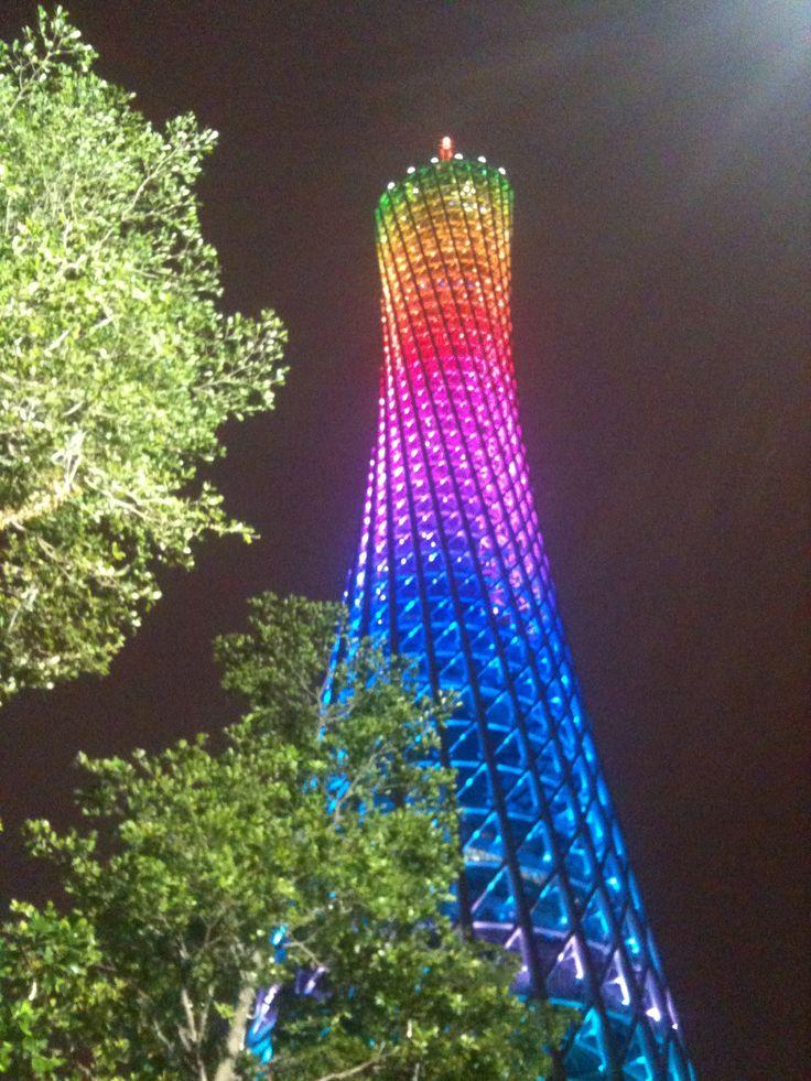 2013, Canton Tower, Guangzhou, China