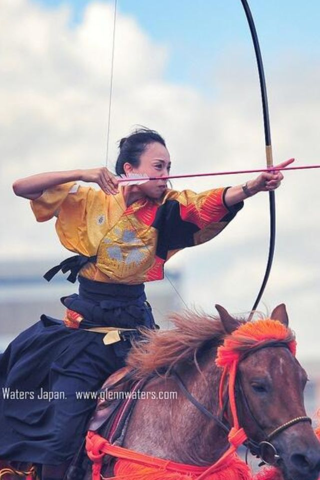 Chinese horse archery
