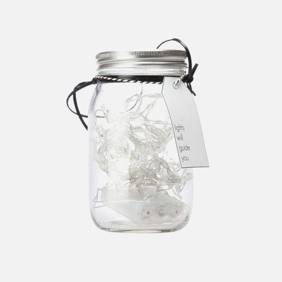 Superbalist Lighting - Lantern Jar