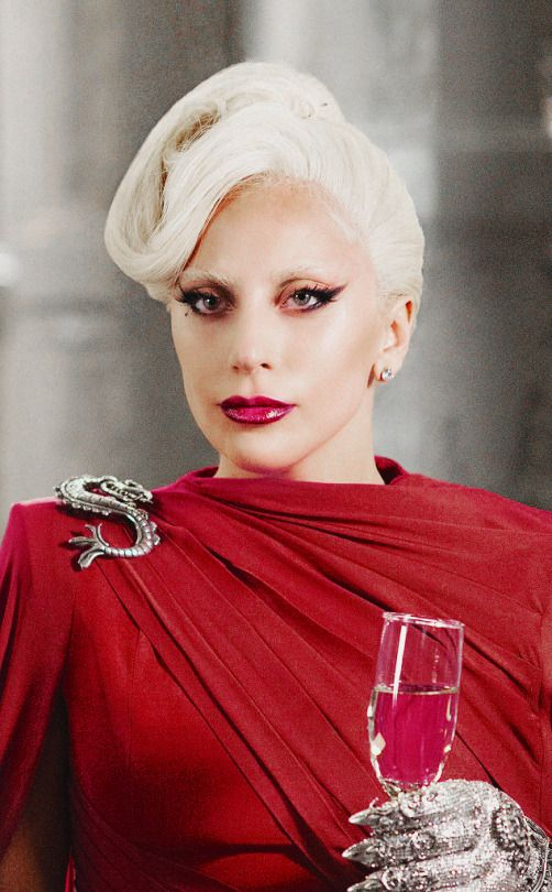 Lady Gaga as 'Elizabeth: The Countess' for AHS: Hotel