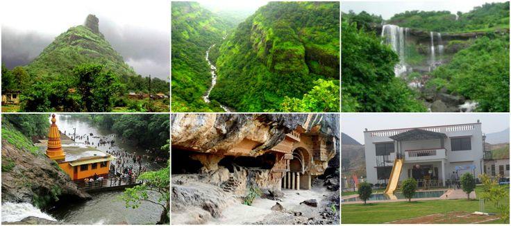Visit adventure and natural places in Karjat.  #India #Mumbai