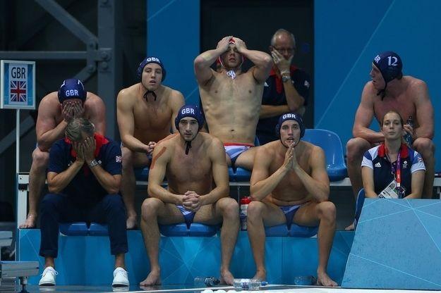 Men water polo boner