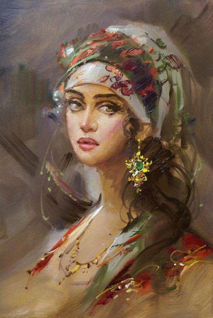 Remzi Taşkıran Jewelery connects women over time and place. #jewelery #art…