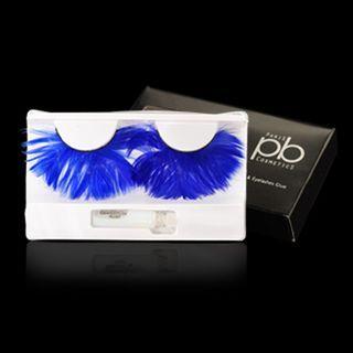 Faux-cils artistiques PB Cosmetics : Modèle 03 - maquillage de fête pas cher pour les yeux sur www.maquillage-cosmetique-discount.fr