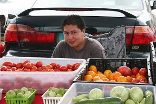Monday is a market day @ Española Farmers Market in Española, New Mexico 10am - 5pm http://farmersmarketonline.com/fm/EspanolaFarmersMarket.html