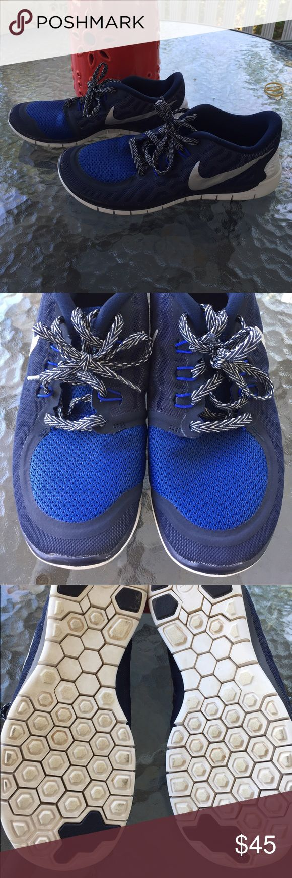 Nike free 5.0 Used but in great condition Nike Shoes Sneakers