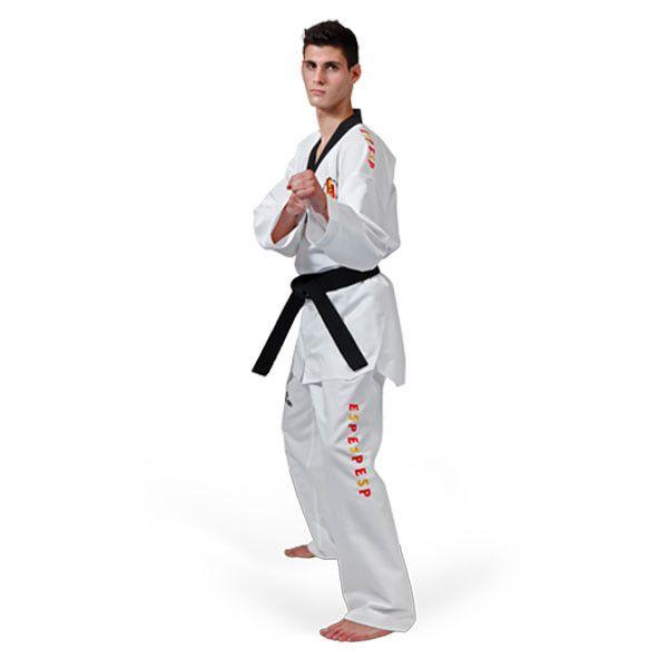Dobok Oficial Federación Española Taekwondo Nuevo Diseño