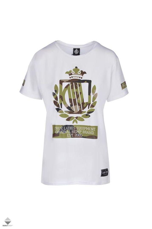 Koszulka Damska Diil CBW