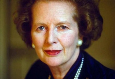 Leadership Quote by Margaret Thatcher
