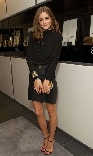 Olivia Palermo Perfect Party Look!