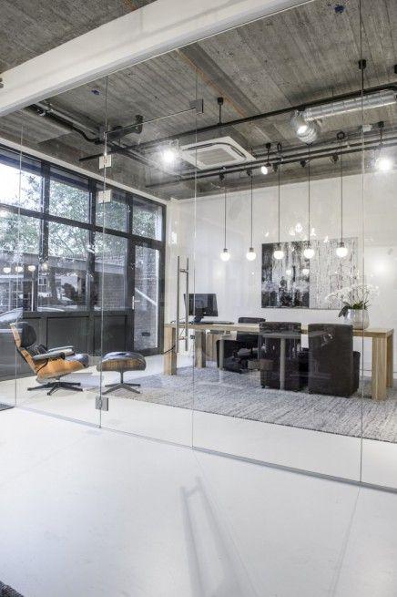 1000 idee n over industrieel op pinterest industrieel huis industrieel ontwerp en modern - Kantoor decoratie ideeen ...