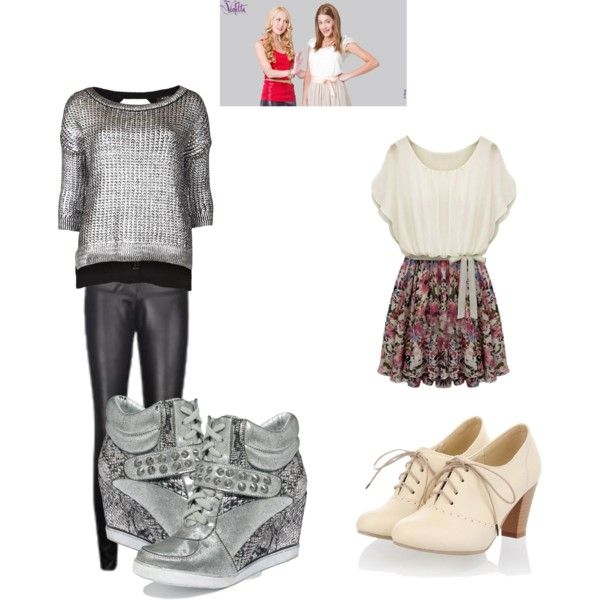 27 Best Violetta Outfits Images On Pinterest Disney Clothes Martina Stoessel And Teen Girl