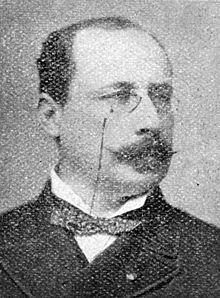 """Max O'Rell, Künstlername Léon Paul Blouet (*2. März 1847; † 25. Mai 1903 in Paris): """"Ob eine schwarze Katze Unglück bringt oder nicht, hängt davon ab, ob man ein Mensch oder eine Maus ist."""":)"""
